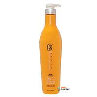 Стайлинг Global Keratin Экспресс-кератин GK Hair Taming Color Sealing для закрепления цвета волос после окрашивания с УФ защитой 650 мл
