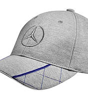 Мужская бейсболка Mercedes-Benz Men's Baseball Cap, Grey