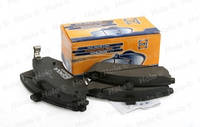 Колодки тормозные передние Hyundai- Elantra XD    58101-2DA40    06/01-07/2003/    BD835 (FDB1840) HOLA