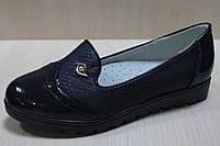 Туфли лоферы на девочку, школьная детская обувь тм Тom.m р.30,31,32,33,34,36,37