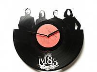 Виниловые часы М83
