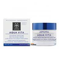 Кремы для лица Apivita Крем Apivita Aqua Vita для очень сухой кожи 50 мл