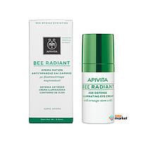 Apivita Крем Apivita Bee Radiant от преждевременного старения кожи вокруг глаз 15 мл