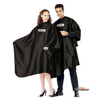 Одежда для парикмахера Wahl Пеньюар Wahl 4505-7001 черный