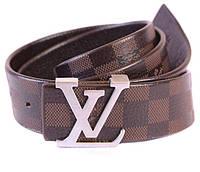 Кожаный ремень Louis Vuitton