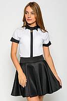 Женская стильная юбка-солнце (2 цвета) , фото 1