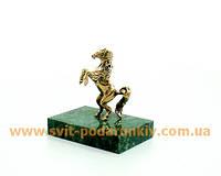 Бронзовая статуэтка Конь в подарок