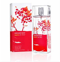 ARMAND BASI HAPPY IN RED edt L 50