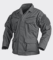 Китель SFU™ - Cotton Ripstop - черный - Helikon-tex