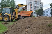 Рытье котлованов и вывоз грунта Борысполь Борыспольськый район