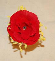 Головка роза маленькая 9 см