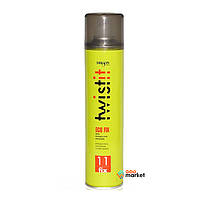 Стайлинг Dikson Эко-лак Dikson Twist It 11 Eco Fix для объема и блеска волос 350 мл