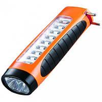 Фонарь портативный 1012, 5+18 LED
