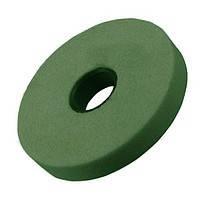 """Круг шлифовальный """"Зеленый 64С, 400х32х203,  F46, F60, F80 СТ-СМ, карбид кремния"""""""