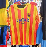 Подростковая футбольная форма Барселона выездная (Messi 10)