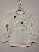 Детская одежда оптом Блуза нарядная для девочек оптом р.98-104-110-116, фото 1
