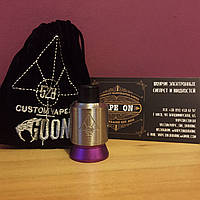 Дрип-атомайзер Goon 24 RDA - 528 Custom Vapes - STAINLESS STEEL