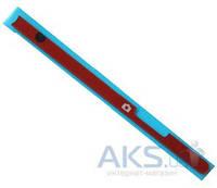 Aksline Боковая панель (правая нижняя) Sony C6503 Xperia ZL Red