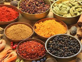 Специи, пряности, масалы