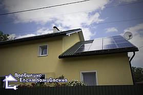 Мережева сонячна електростанція 10 кВт, ( м. Івано-франкіськ ) 4