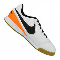 Детская футбольная обувь для зала Nike JR Tiempo Legend VI IC