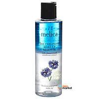 Лосьоны для лица Melica Organic Средство для снятия макияжа Melica Organic с витамином Е 200 мл