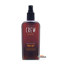 Скидки American Crew Спрей-гель для волос American Crew Medium Hold Spray Gel средней фиксации 250 мл