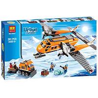 Конструктор Bela 10441 (аналог Lego City 60064)  Арктический самолёт