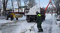 Услуги по чистке и вывозу снега Борысполь Борыспольськый район