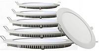 Светильник LED врезной - (3/6/9/12/18 Вт), 4200/6400 K, Lezard