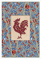 Набор для вышивки крестом Luca-S (S)P50