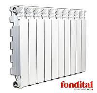 Радиатор алюминиевый FONDITAL EXCLUSIVO B3 500/97 Италия