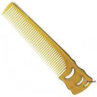 Y.S.Park Расческа Y.S.Park YS 233 B2 Combs Normal Hard Type для стрижки желтая