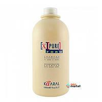Кондиционеры для волос Kaaral Крем-кондиционер Kaaral X-Real с маточным молочком и пшеничным протеином 1000 мл