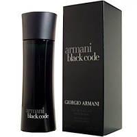 GIORGIO ARMANI BLACK CODE MEN 100 ML. Турция!