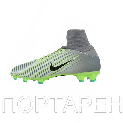 Детские футбольные бутсы Nike JR Mercurial Superfly V FG 831943-003, фото 2 f31e8255cc3