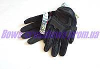 Перчатки тактические M-Pact черные