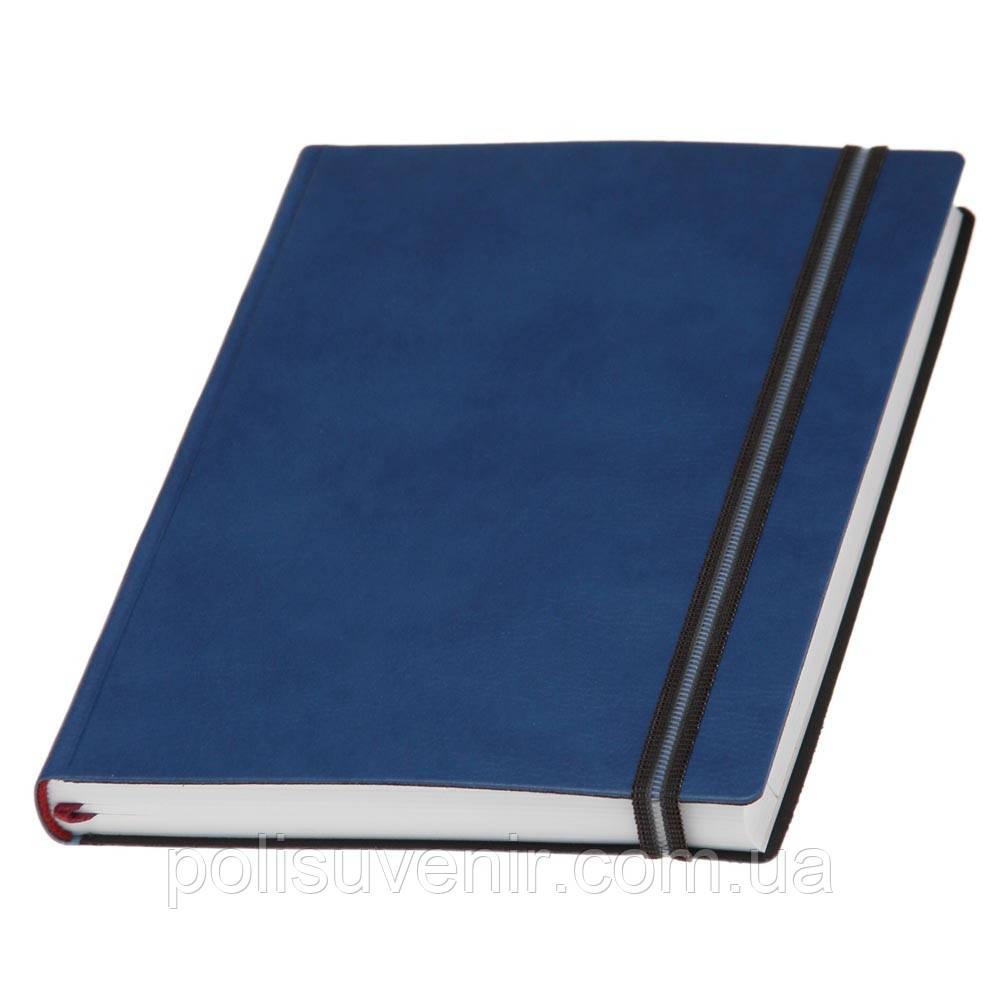 Недатований щоденник А5 Дакар Преміум Еластик
