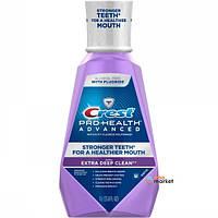 Уход за полостью рта Crest Ополаскиватель для полости рта Crest Pro-Health Advanced with Extra Deep Clean Mint Flavor 1000 мл
