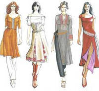 Актуальные аксессуары, обувь и одежда для женщин
