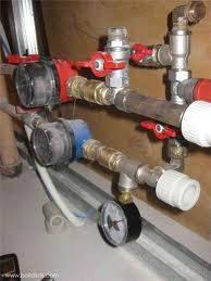Монтаж и замена счетчиков холодной и горячей воды, фото 2