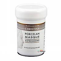 Маски для лица Christina Поросуживающая маска Christina Porcelan Astrigent Mask для жирной и проблемной кожи 250 мл