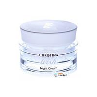 Кремы для лица Christina Ночной крем для лица Christina Wish Night Cream 50 мл
