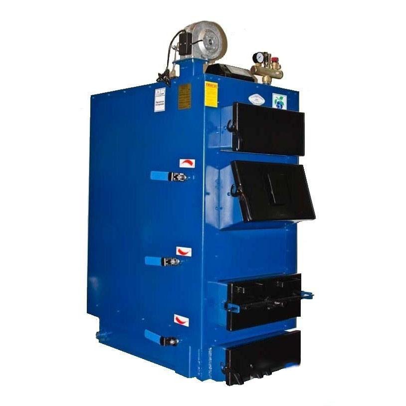 Котел твердотопливный GK-1-38 кВт ИДМАР