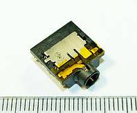 A039 Аудио разъем, гнездо под 4х контактный штекер 3,5 мм для ноутбуков и материнских плат  6-PIN HP Dell ACER