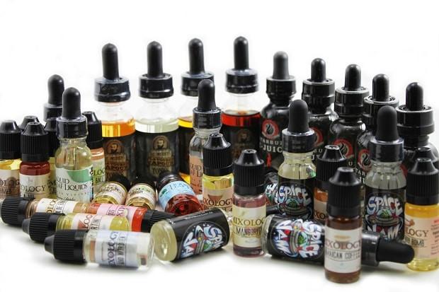 Жидкости запраки для электронной сигареты