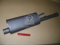 Резонатор (труба выхлопная) ГАЗ 3302 (пр-во ГАЗ)
