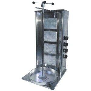 Аппарат для шаурмы газовый на 60 кг Pimak М076