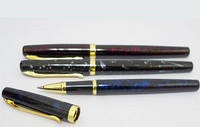 Ручка Baixin капиллярная металлическая  RP608 мрамор