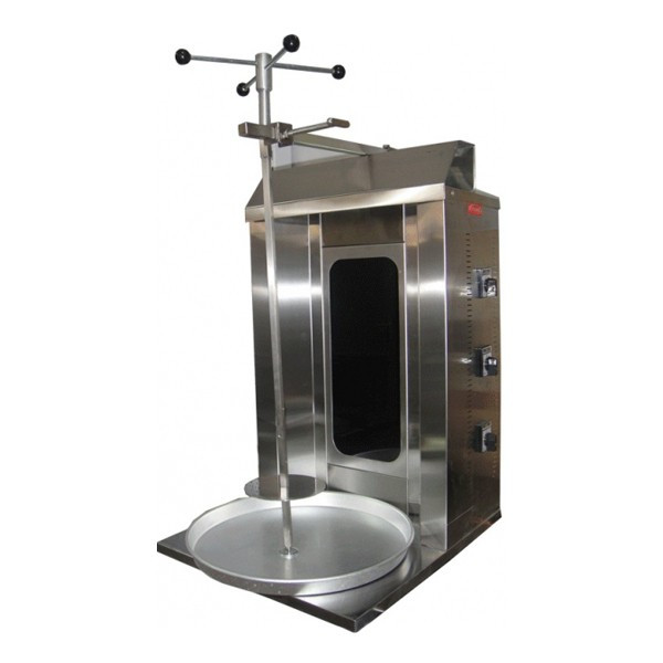 Аппарат для шаурмы 40 кг Pimak М077-3C